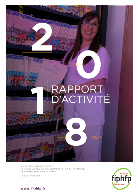 Rapport annuel - FIPHFP - 2018